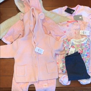 Baby Gap girls baby clothes